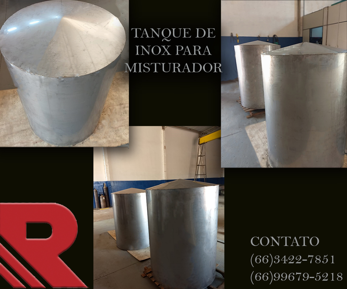 TANQUES INOX SITE